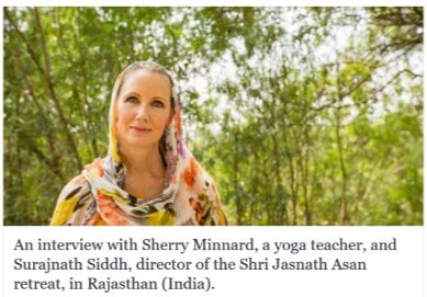 I'm A Yoga Warrior, Interview with our Dir. of Yoga Programs