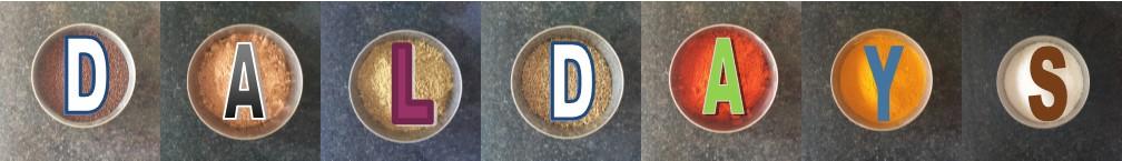 Dal Days web header